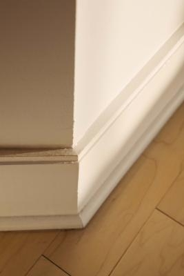 Floor trim A