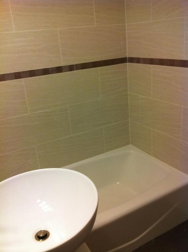 Italian tiled bathroom